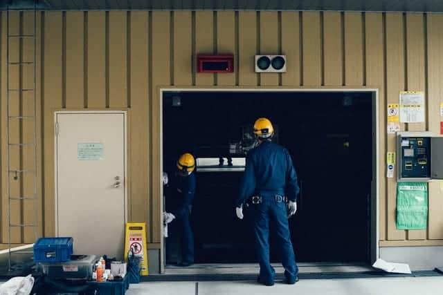 Broken Garage Door Spring Replacement in Phoenix