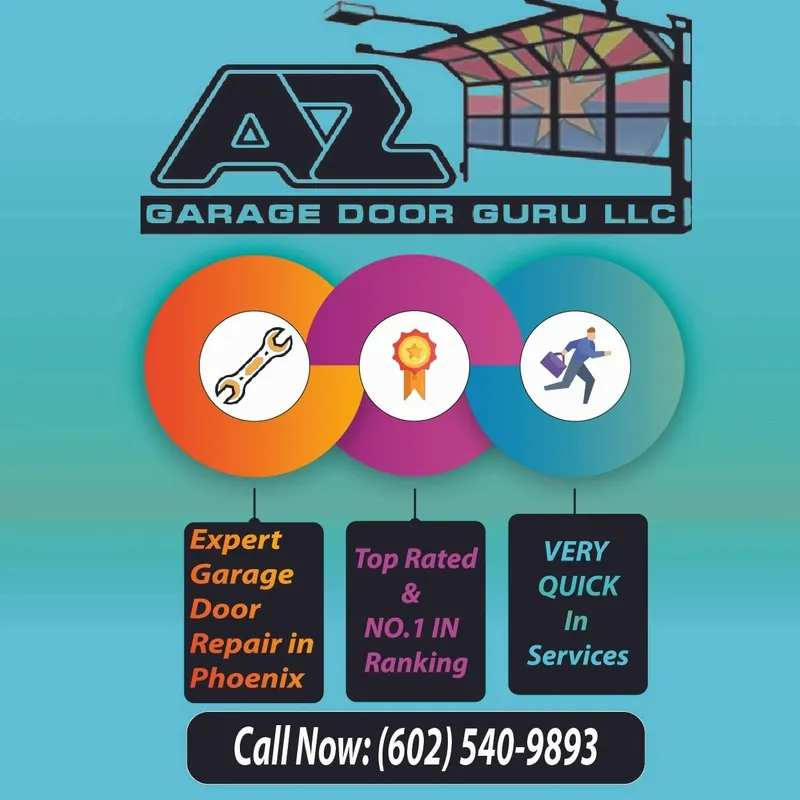 Garage Door Services in Phoenix