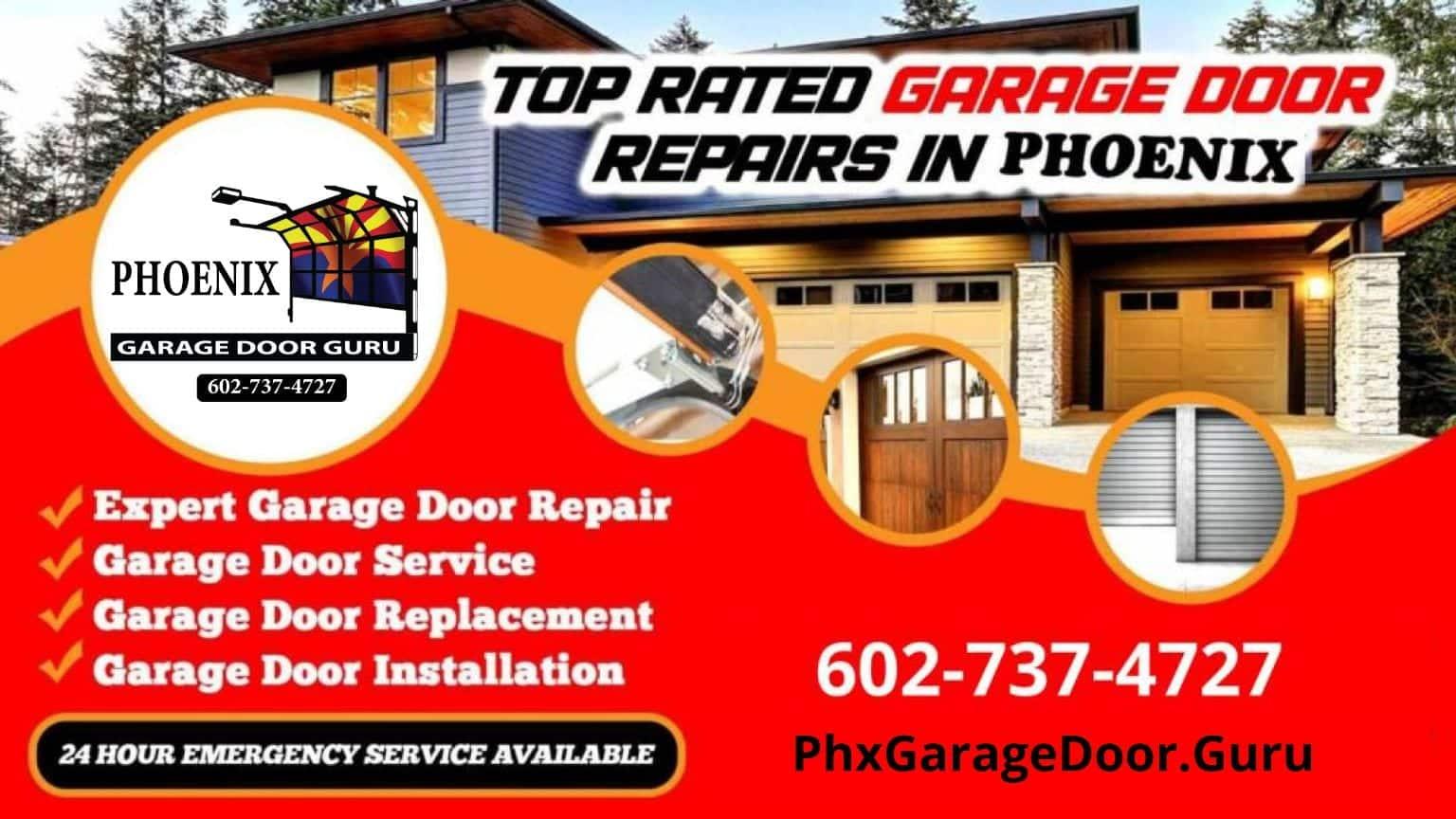 Expert Garage Door Repair Phoenix